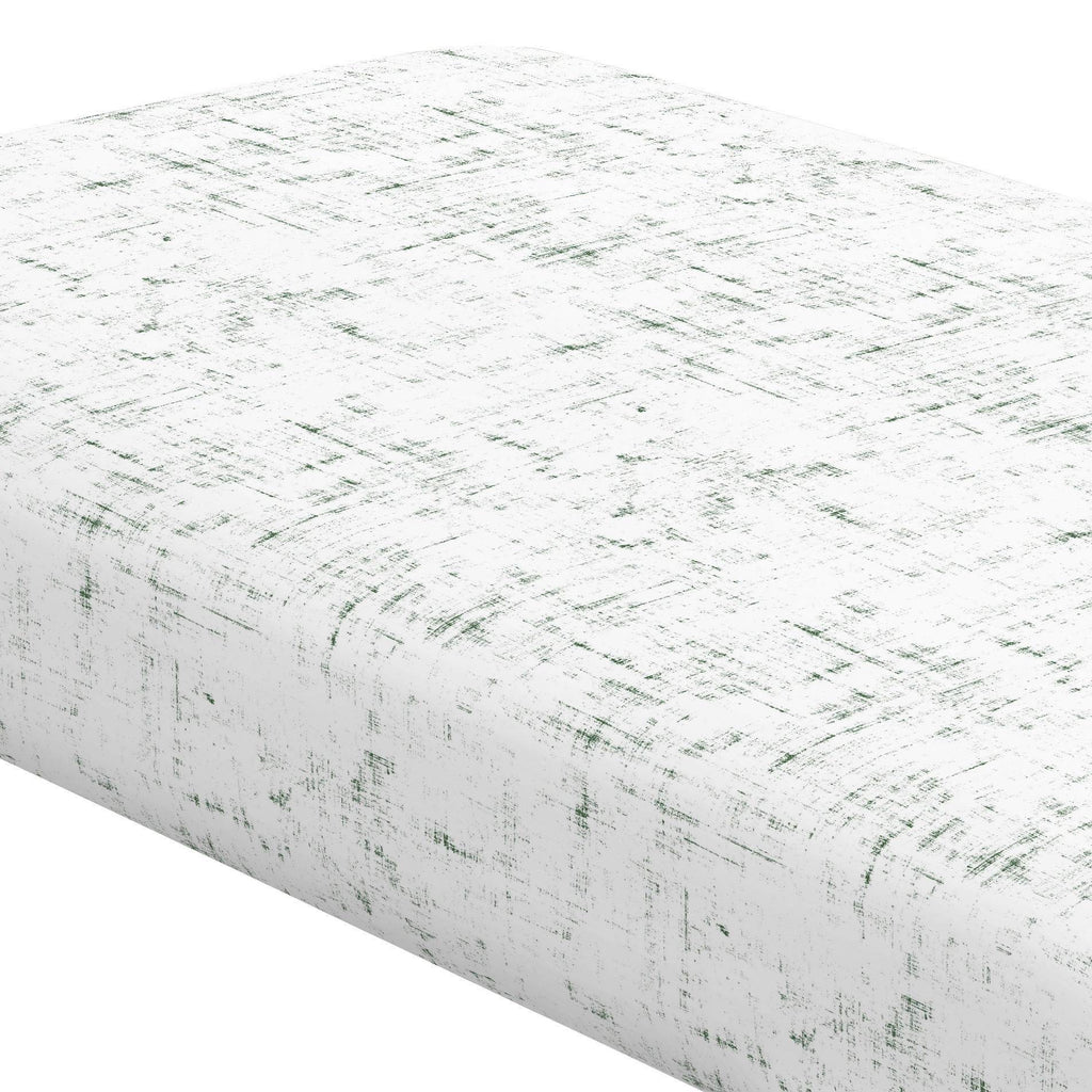 Product image for Evergreen Distressed Crib Sheet