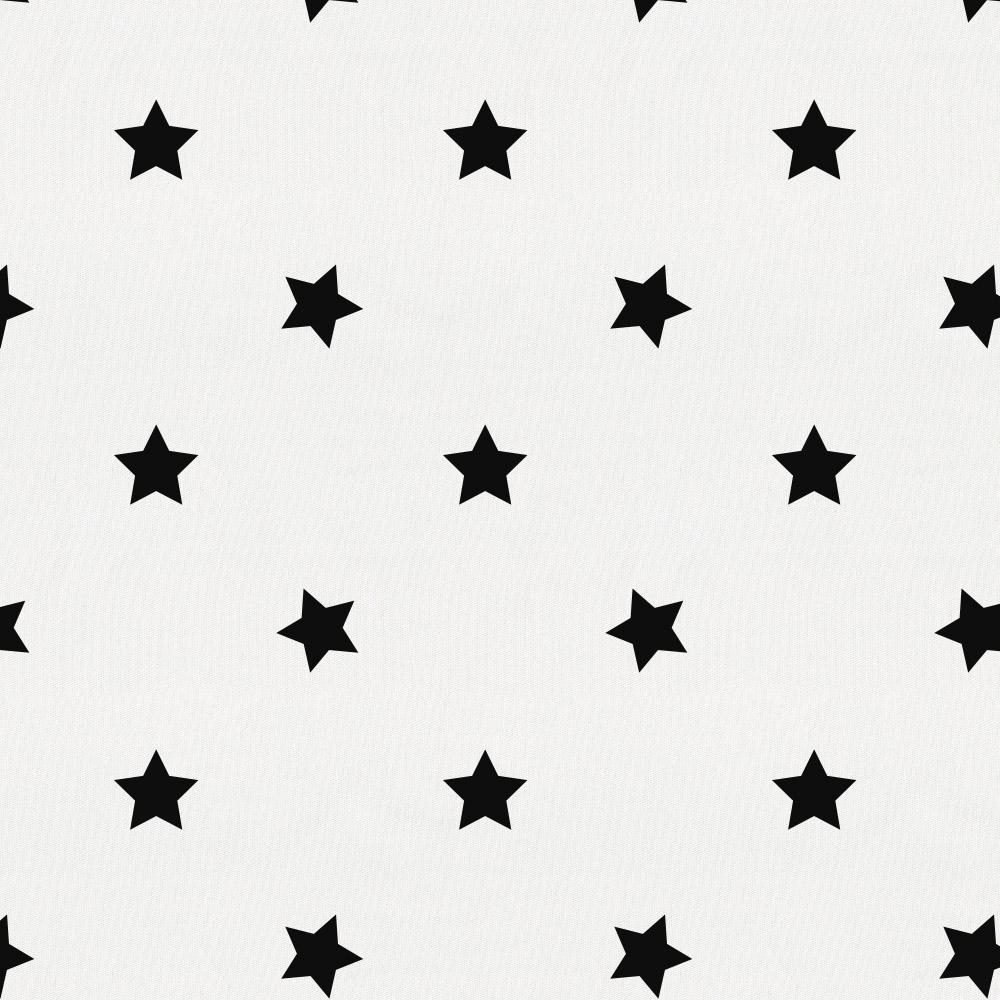 Product image for Onyx Stars Crib Skirt Gathered