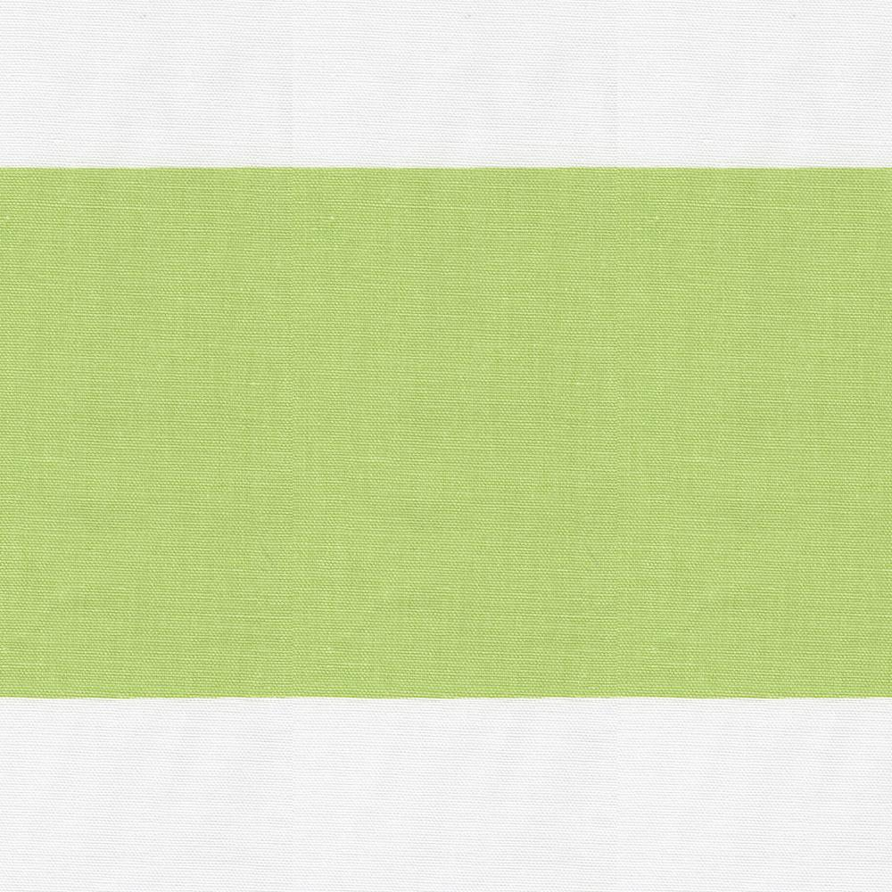 Product image for Kiwi Horizontal Stripe Toddler Pillow Case with Pillow Insert