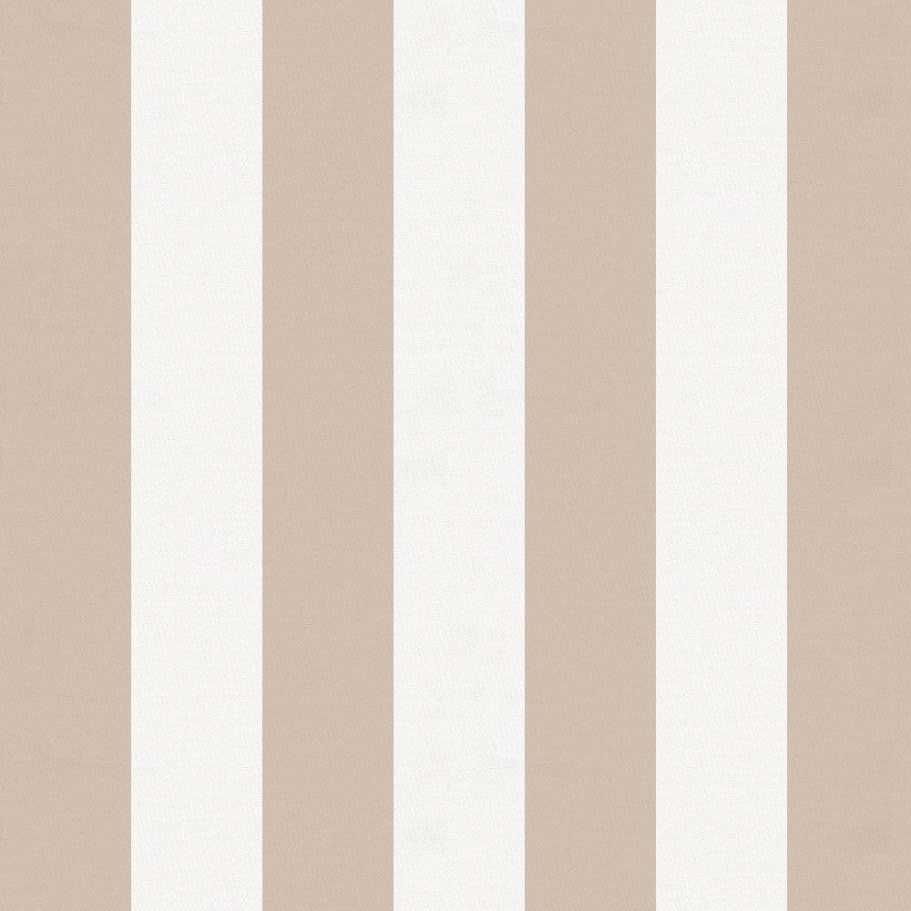 Product image for Taupe Stripe Toddler Pillow Case with Pillow Insert