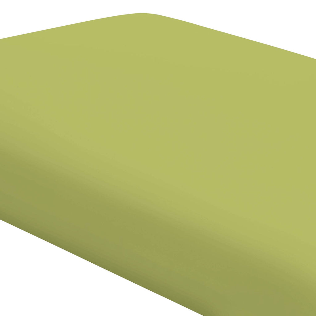 Product image for Solid Citron Crib Sheet