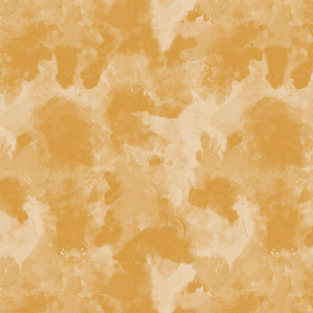 Product image for Mustard Watercolor Fabric