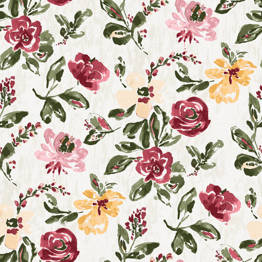 Product image for Merlot Garden Fabric