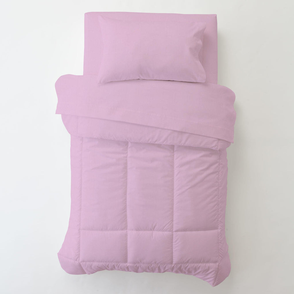 Product image for Solid Orchid Toddler Pillow Case