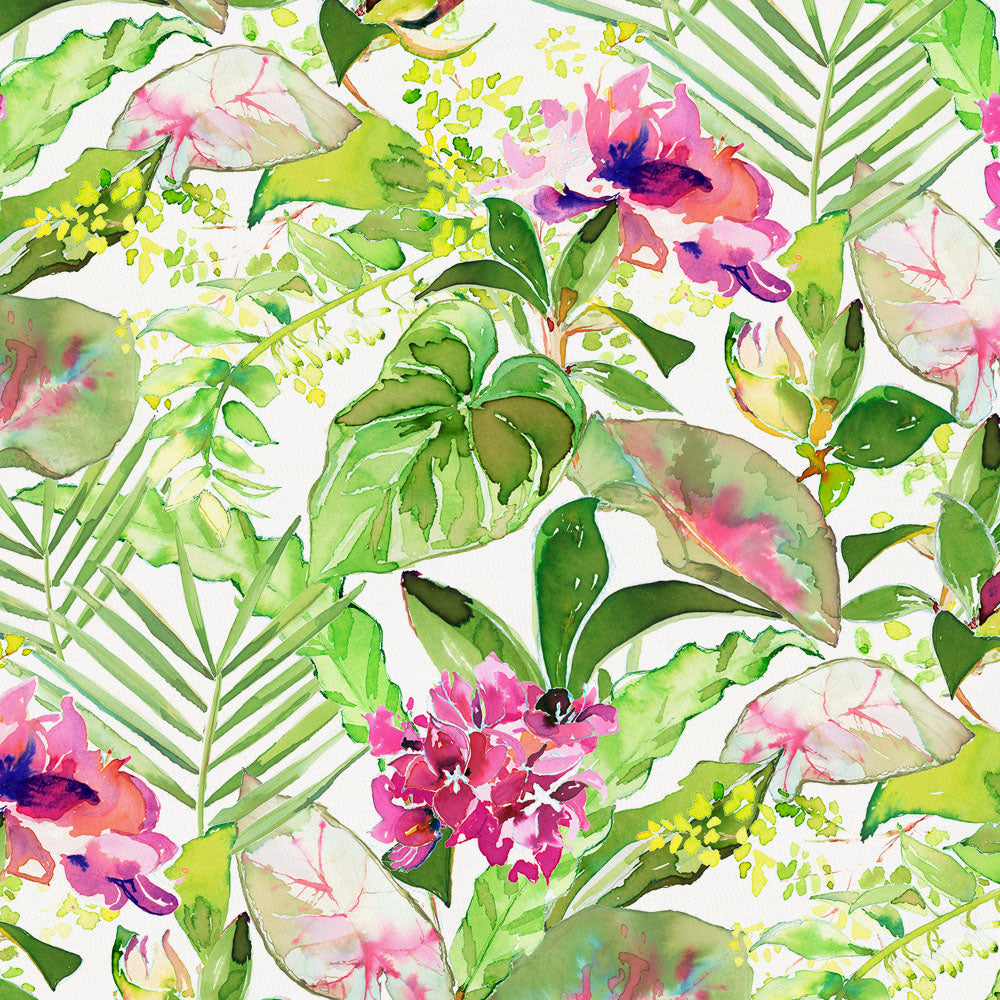 Product image for Tropical Garden Fabric