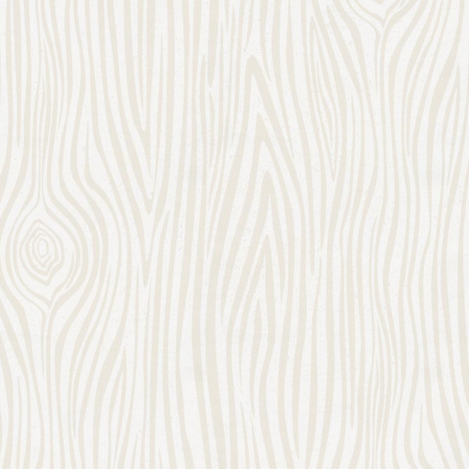 Product image for Ivory Woodgrain Crib Skirt Single-Pleat
