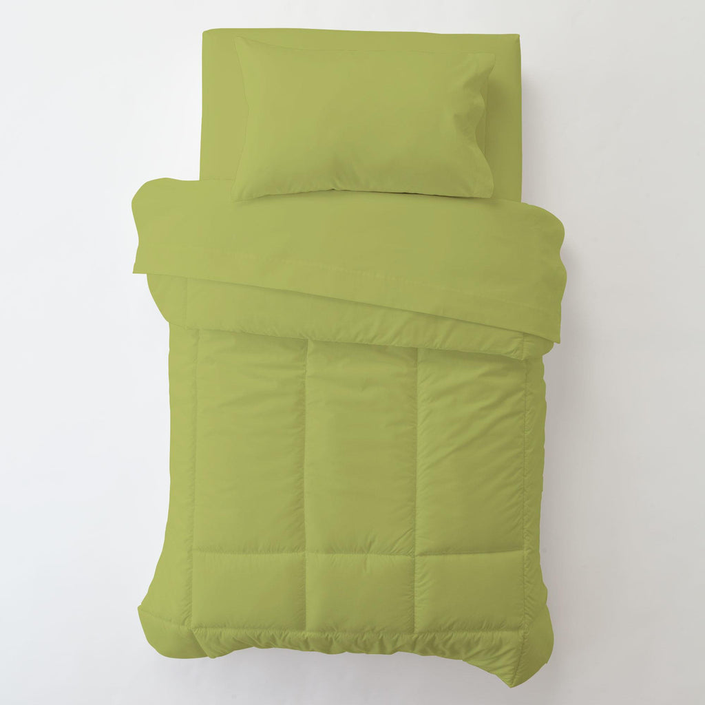 Product image for Solid Citron Toddler Pillow Case