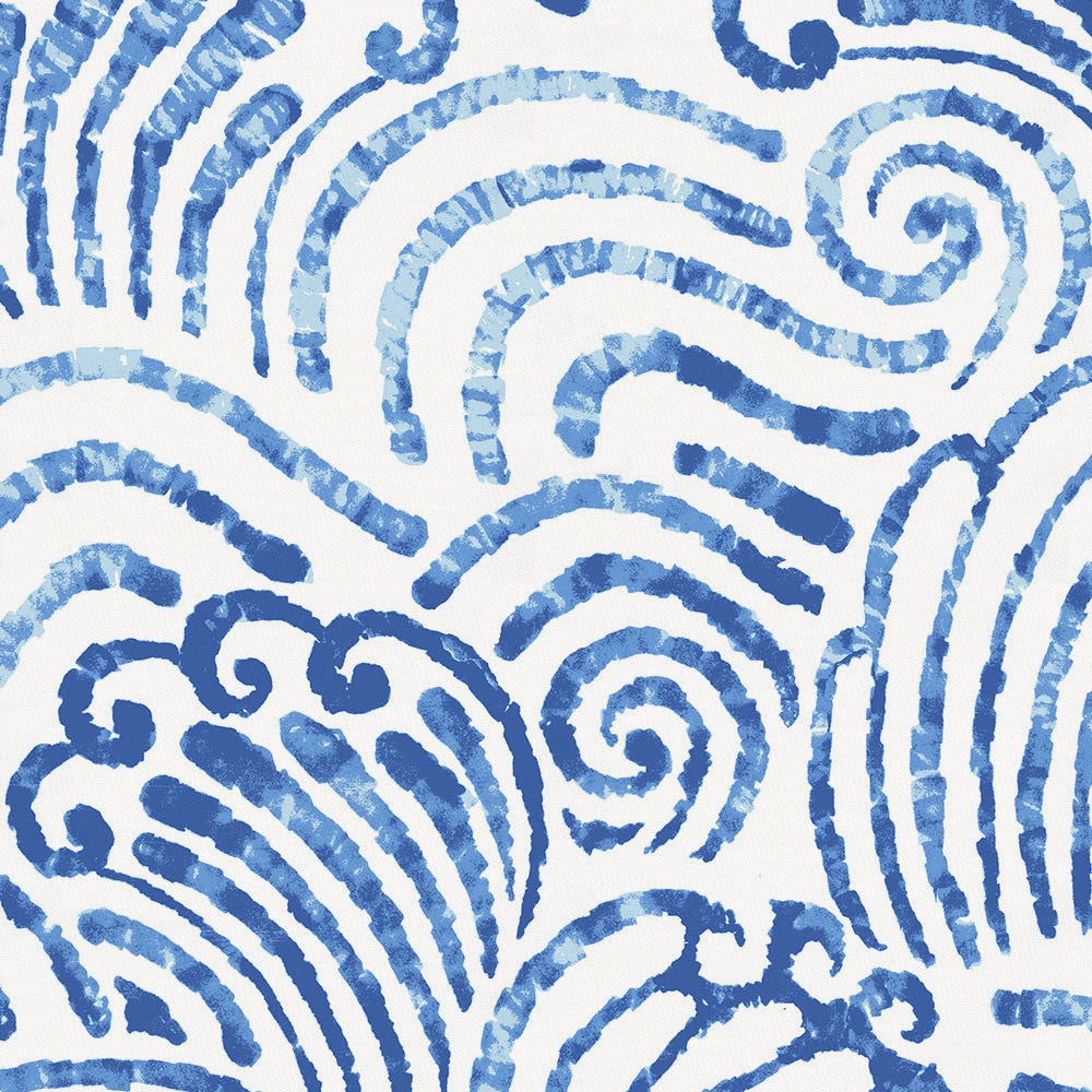 Product image for Blue Seas Mini Crib Sheet