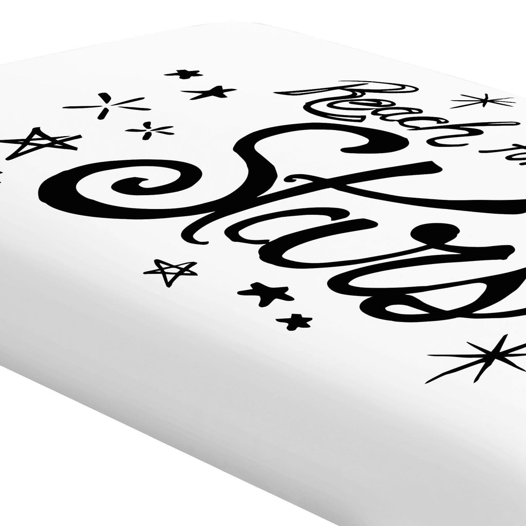 Product image for The Stars Centerpiece Crib Sheet