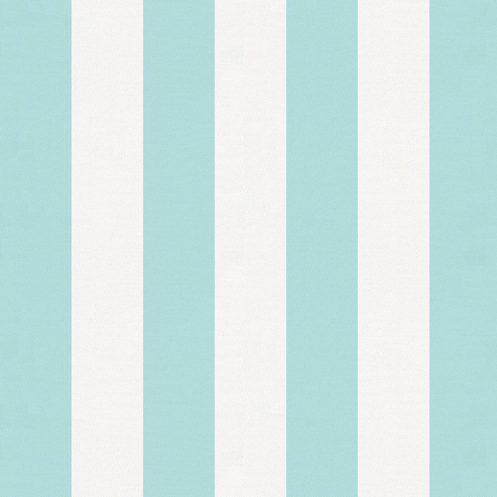 Product image for Mist Canopy Stripe Crib Sheet