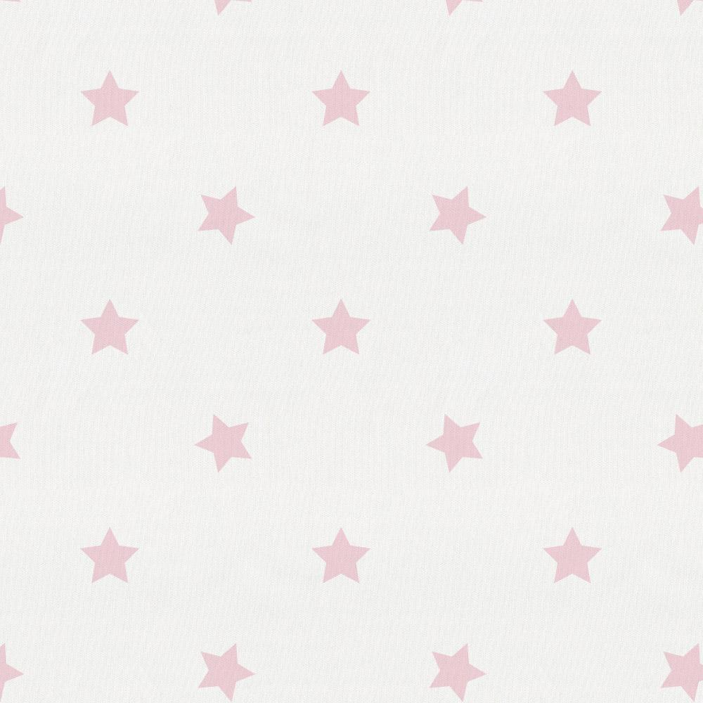 Product image for Pink Stars Crib Sheet