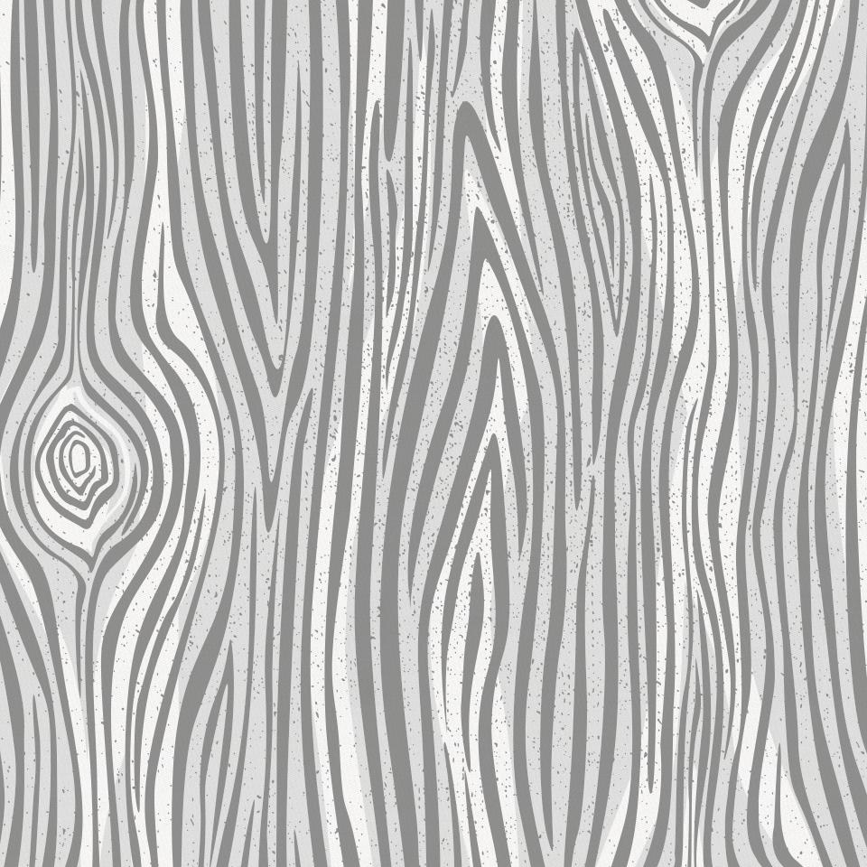 Product image for Gray Woodgrain Baby Blanket
