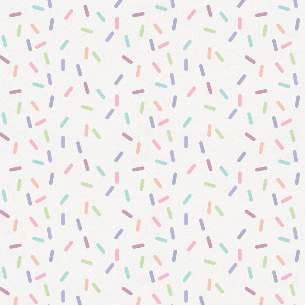 Product image for Pastel Sprinkles Baby Blanket