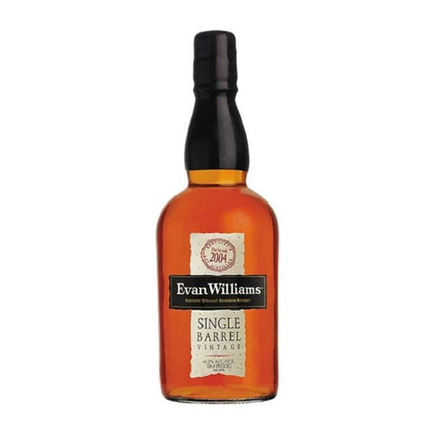 Evan Williams Single Barrel 750mL