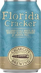 Cigar City Brewing Florida Cracker Belgian-Style White Ale 355mL