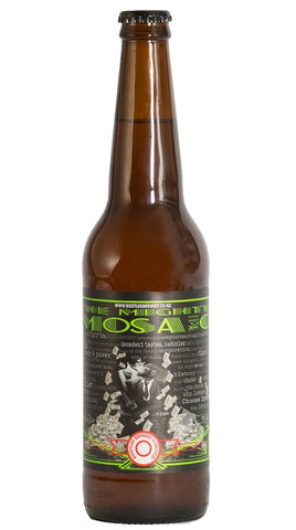 Bootleg Brewery 'The Mighty Mosaic' IPA 440mL