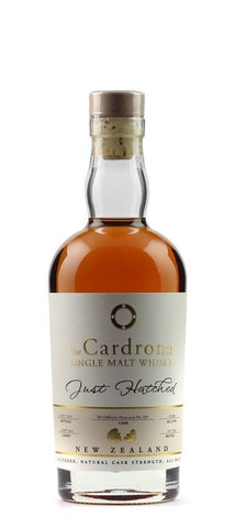 CDM The Cardrona Single Malt Whisky 'Just Hatched' Bourbon Finished on Oloroso Sherry #735 Dramfest 2020 Edition 375mL