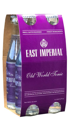 East Imperial Old World Tonic 6x4x150mL