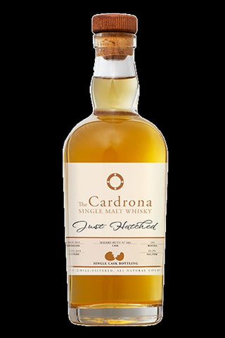 CDM The Cardrona Single Malt Whisky 'Just Hatched' Cask Strength ex Pinot Noir Barrel Edition 375mL