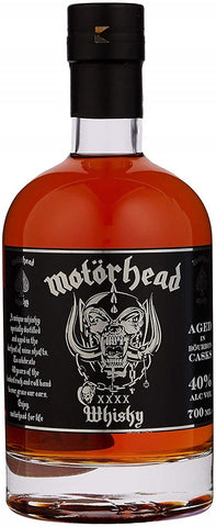 Motorhead Single Malt Scotch Whisky 700ml