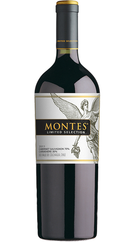 Montes Limited Selection Carmenere