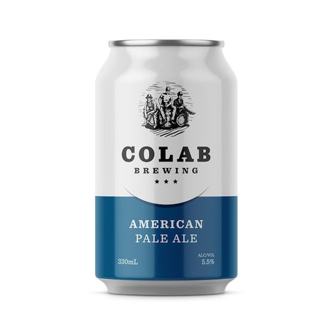 Colab Brewing APA 330mL