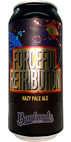 Baylands Forceful Retribution Pale Ale 440mL