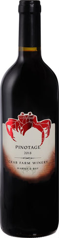 Crab Farm Pinotage 2018