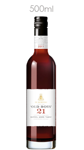 De Bortoli 'Old Boys' 21yo 500mL