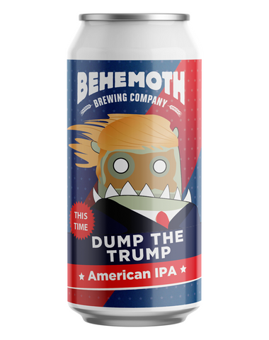 Behemoth Dump The Trump 440mL