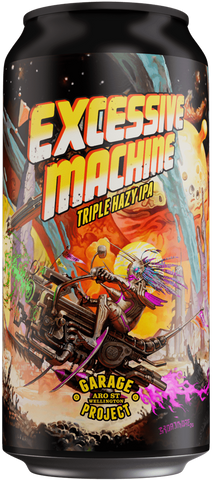 Garage Project Excessive Machine Triple IPA 440mL