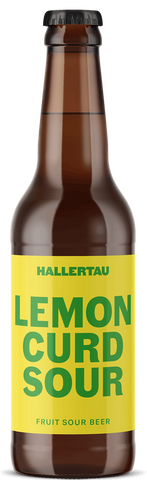 Hallertau Lemon Curd Sour Ale 330mL