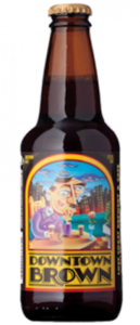 Lost Coast Downtown Brown Ale 355mL