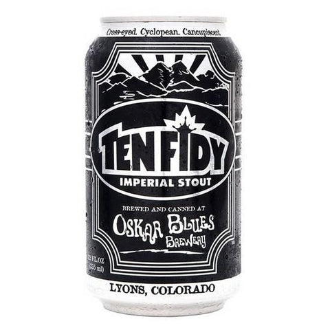 Oskar Blues Ten Fidy 355mL can