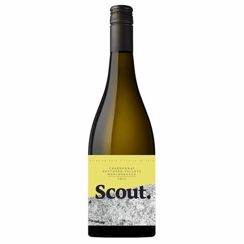 Scout Wines Marlborough Southern Valleys Chardonnay 2019