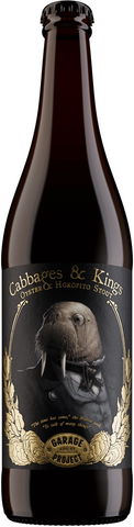 Garage Project Cabbages & Kings 650mL