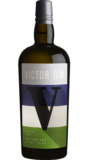 Thomson's Whisky Victor Kaffir Lime Gin 700mL