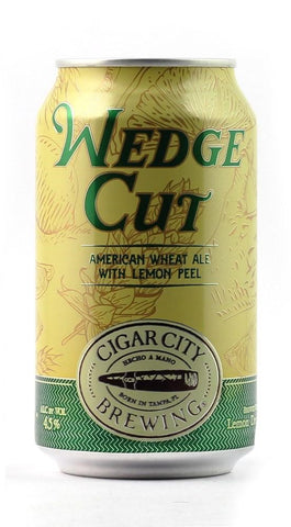 Cigar City Brewing Wedge Cut Ale 355mL