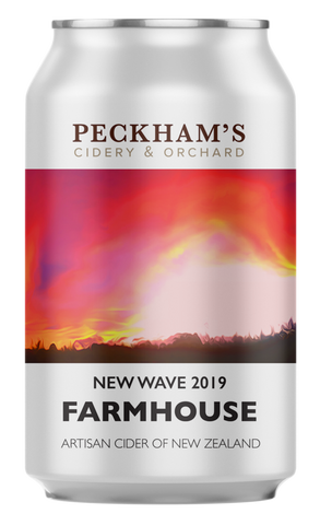Peckhams Farmhouse Cider 330mL