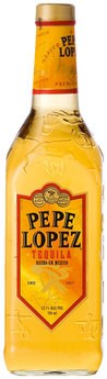 Pepe Lopez Gold Tequila 375mL
