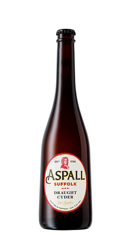Aspall Suffolk Draught Cider 500mL