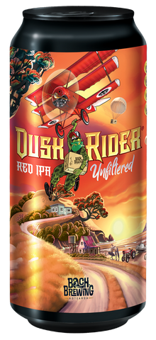 Bach Brewing 'Dusk Rider' Red IPA 440mL