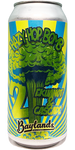 Baylands Hazy Hop Bomb #2 Hazy IPA 440mL