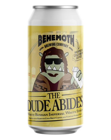 Behemoth The Dude Abides 440mL