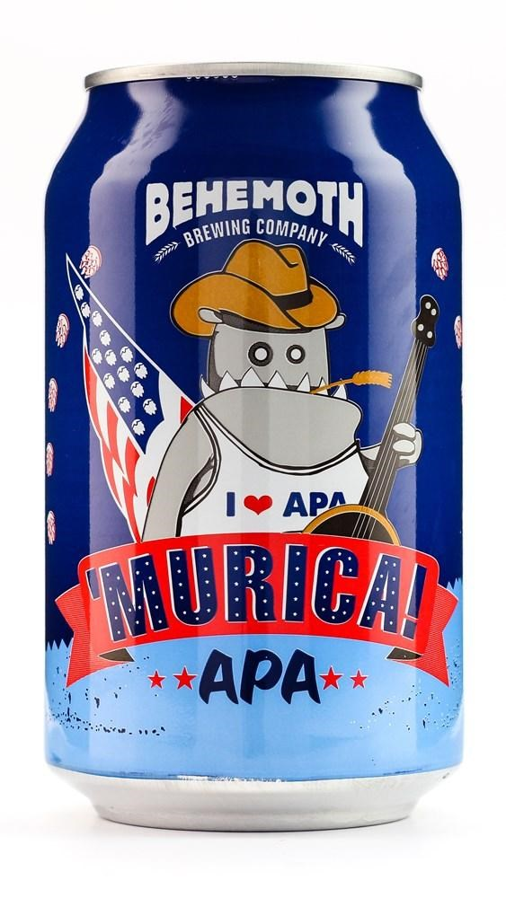 Behemoth Murica 330mL