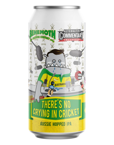Behemoth 'There's No Crying In Cricket' IPA 440mL