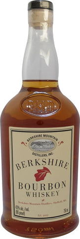 Berkshire Mountain Distillers Bourbon Whiskey 750mL