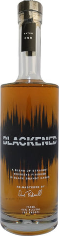 Blackened Whisky 750mL