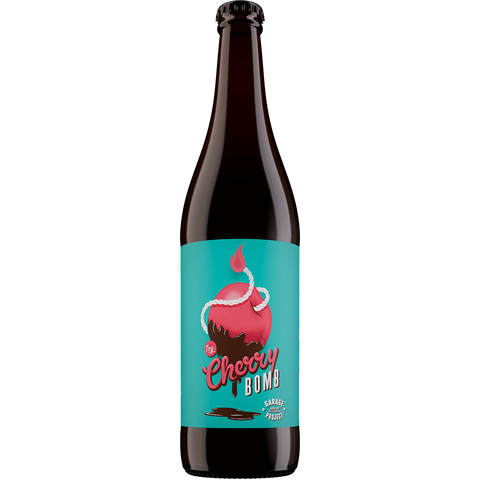 Garage Project Cherry Bomb 650mL