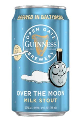 Guinness Over The Moon Milk Stout 355mL